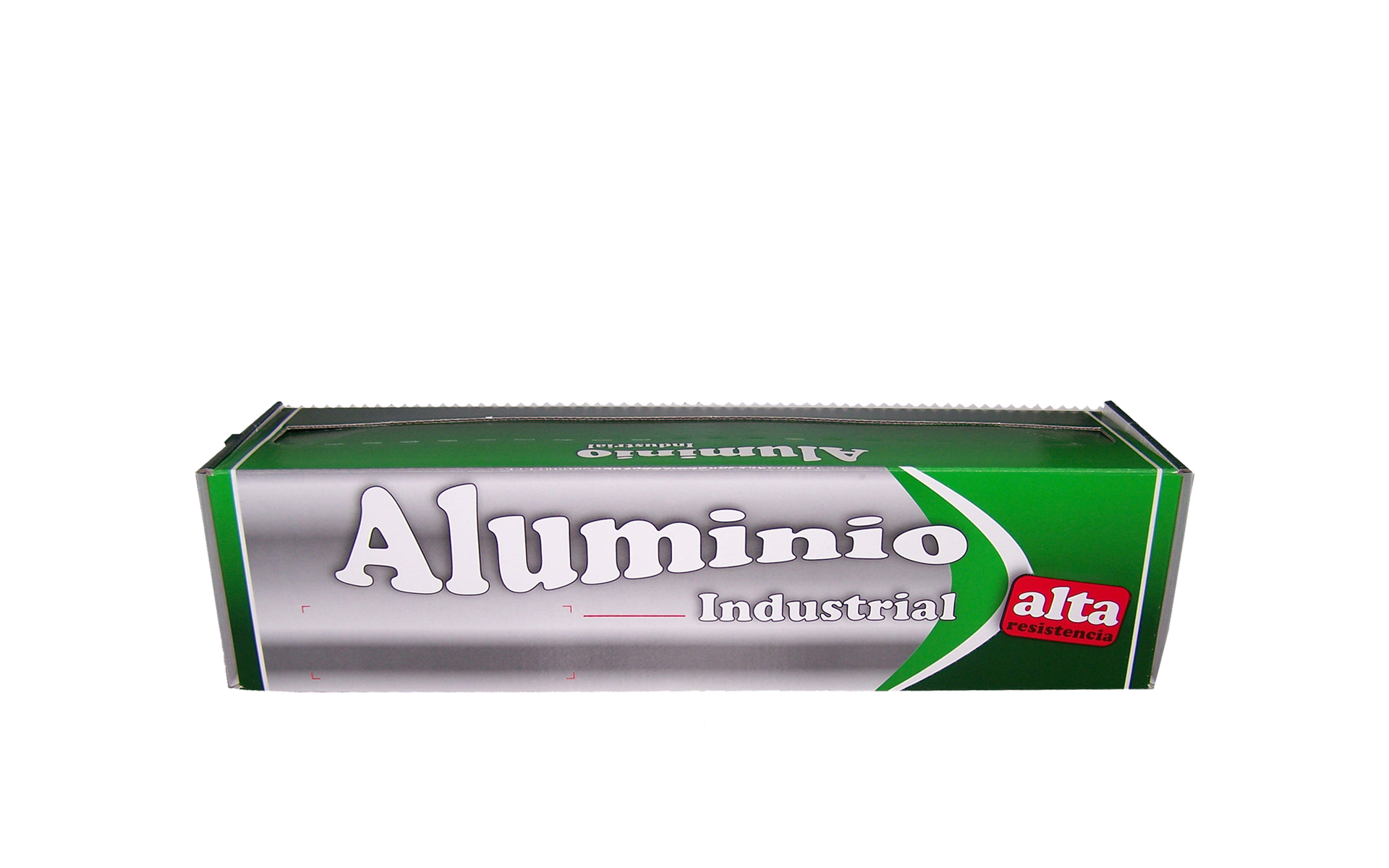 Rollo de Aluminio industrial 400mm.