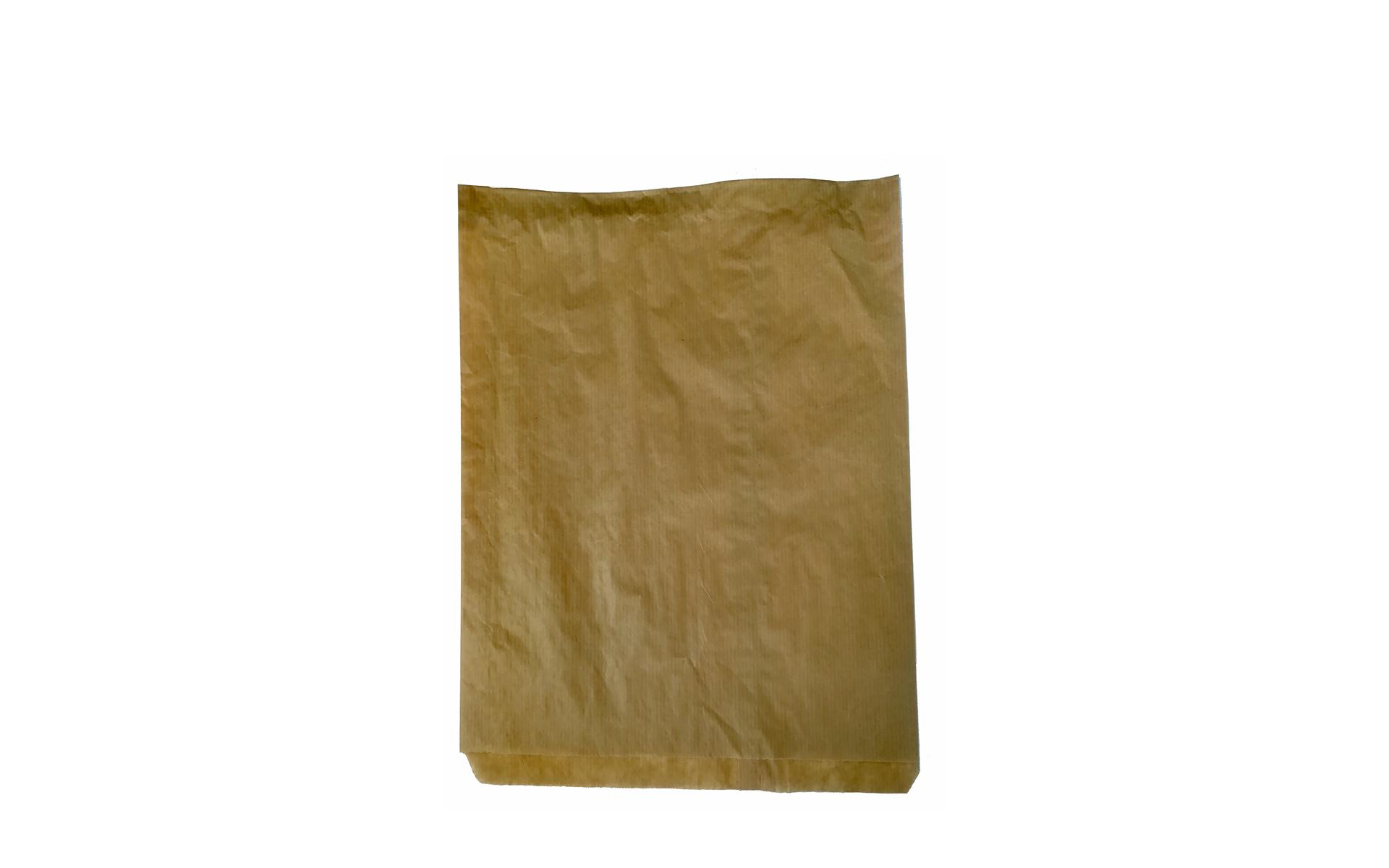 Bolsa marrón 4K