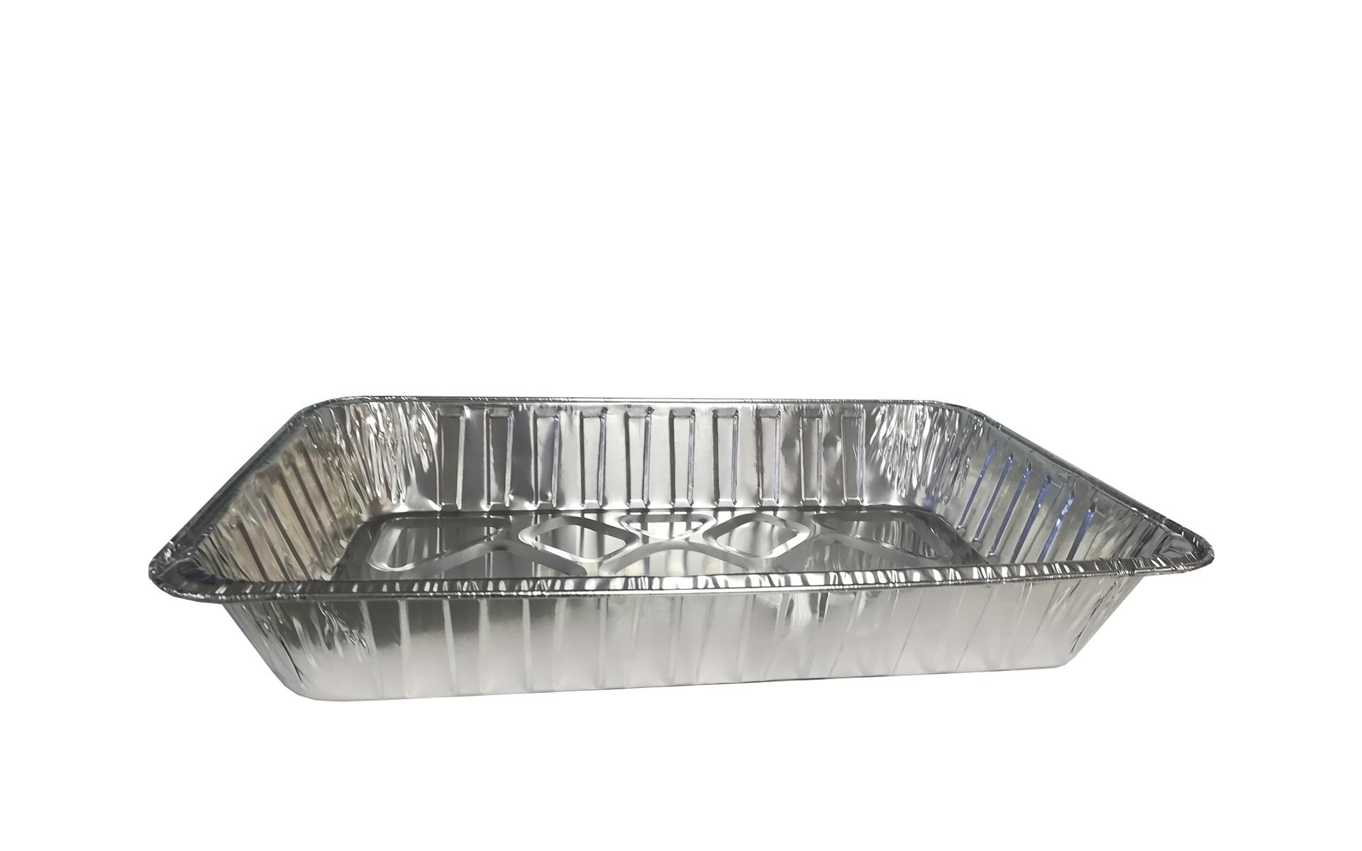 Envase aluminio TE-91