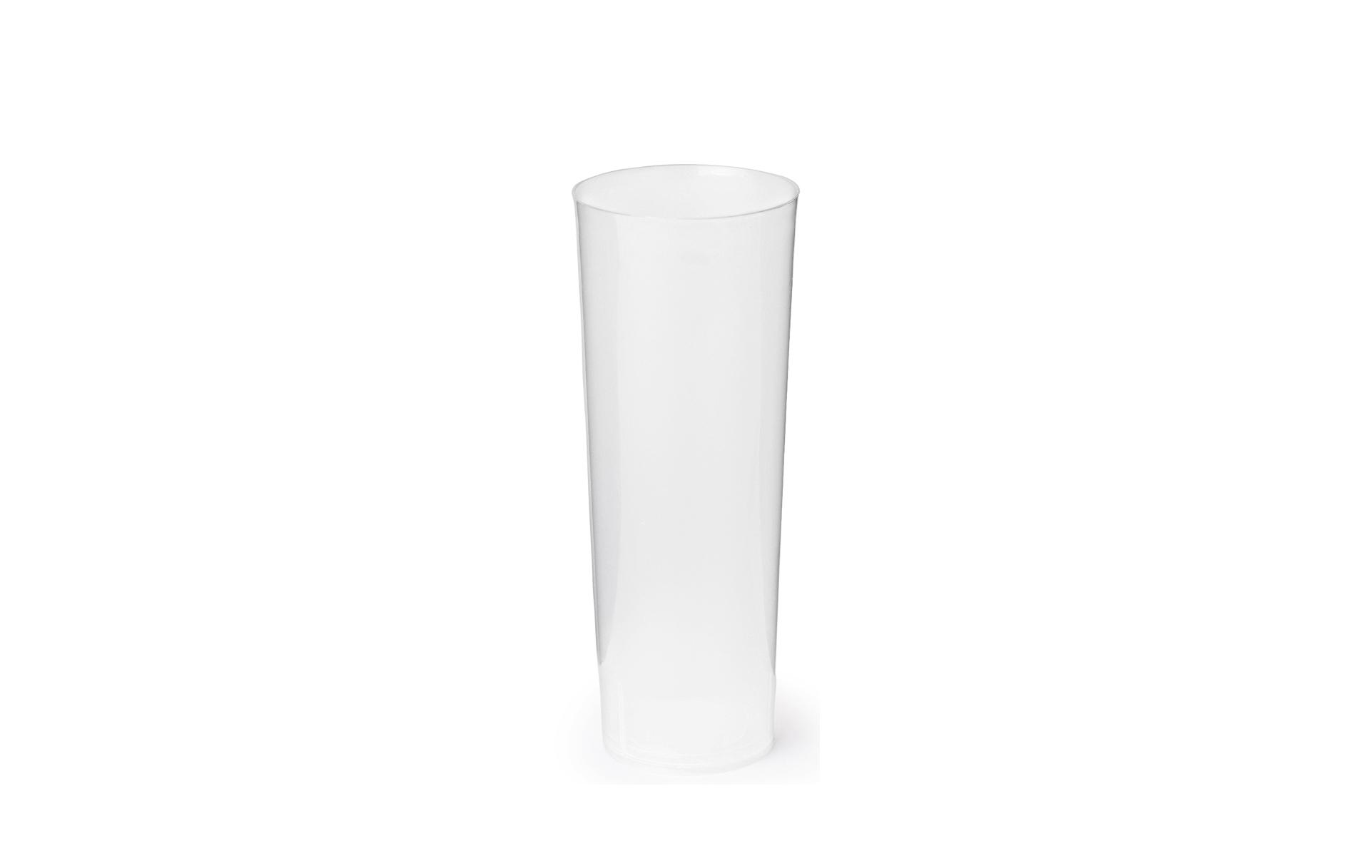 Vaso  tubo  PP