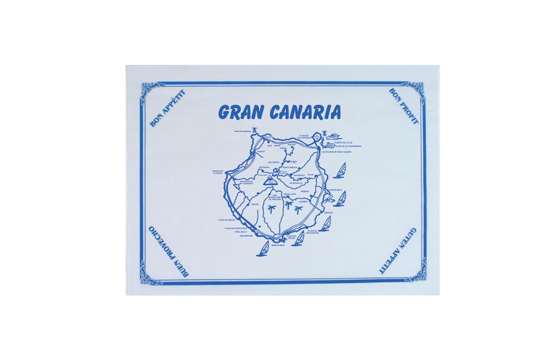 Mantel Gran Canaria