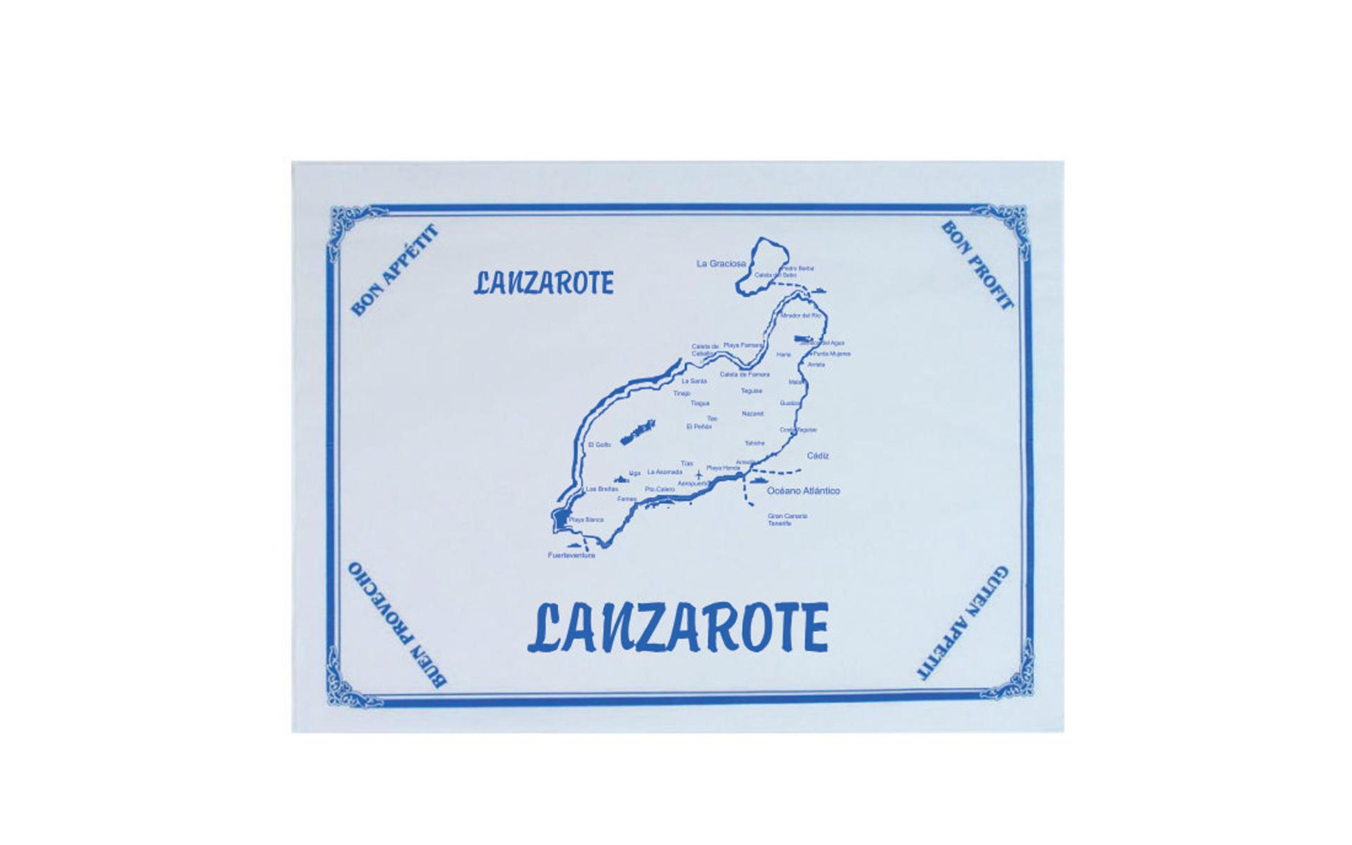 Mantel Lanzarote