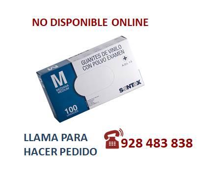 Guante vinilo M - SÓLO PEDIDO TELEFÓNICO