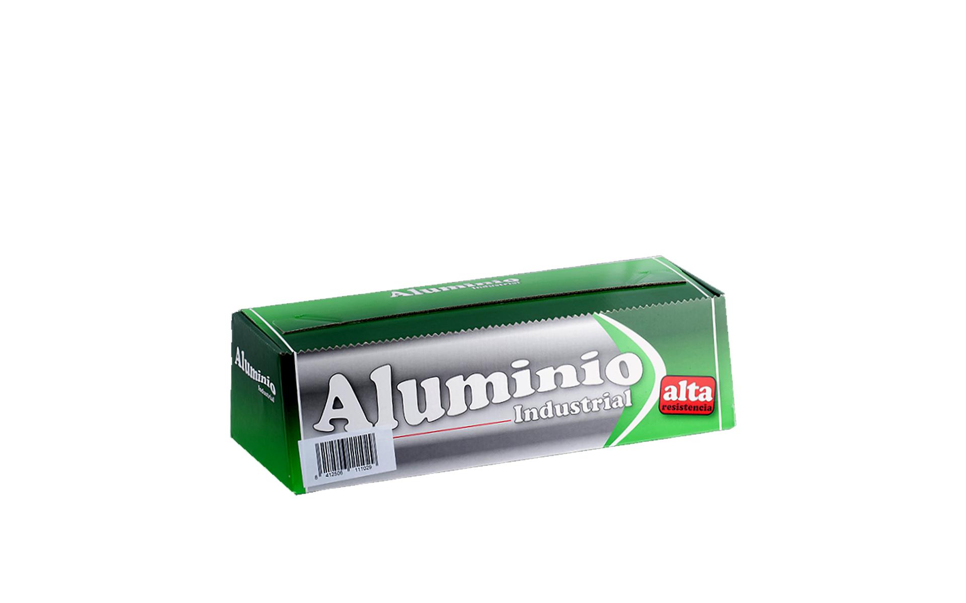 Aluminio 30x300