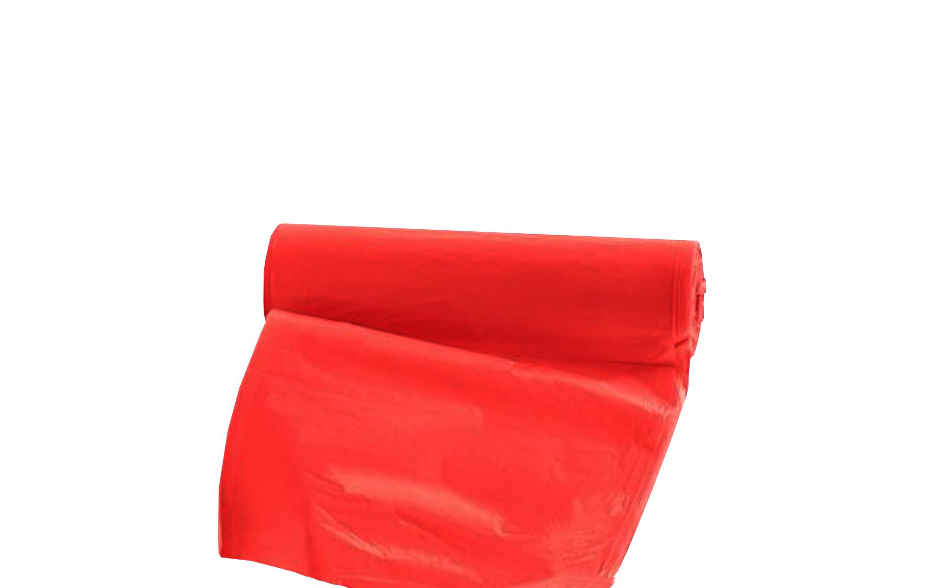 Bolsa basura 90x120 rojo