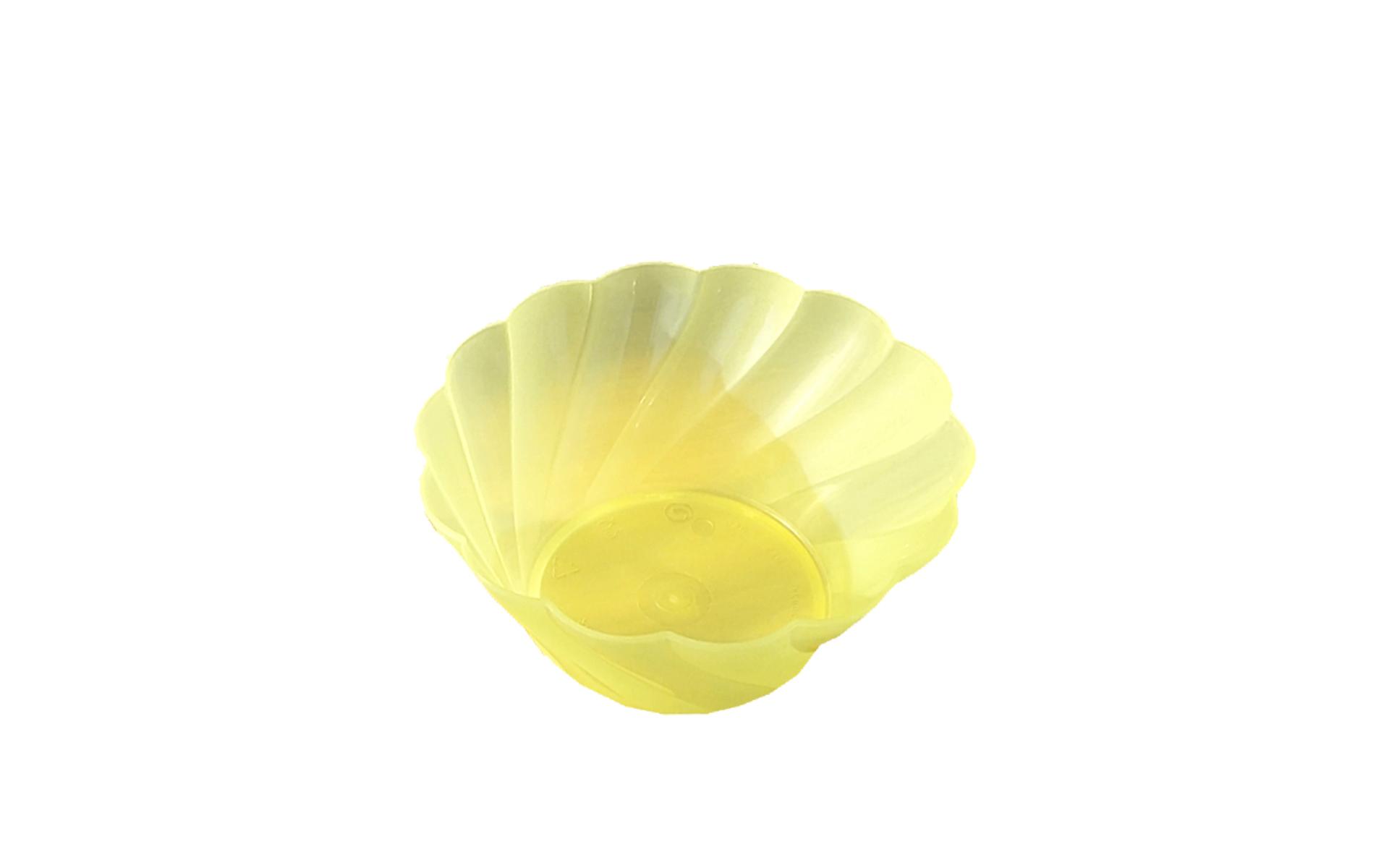 Copa  helado 200 amarillo