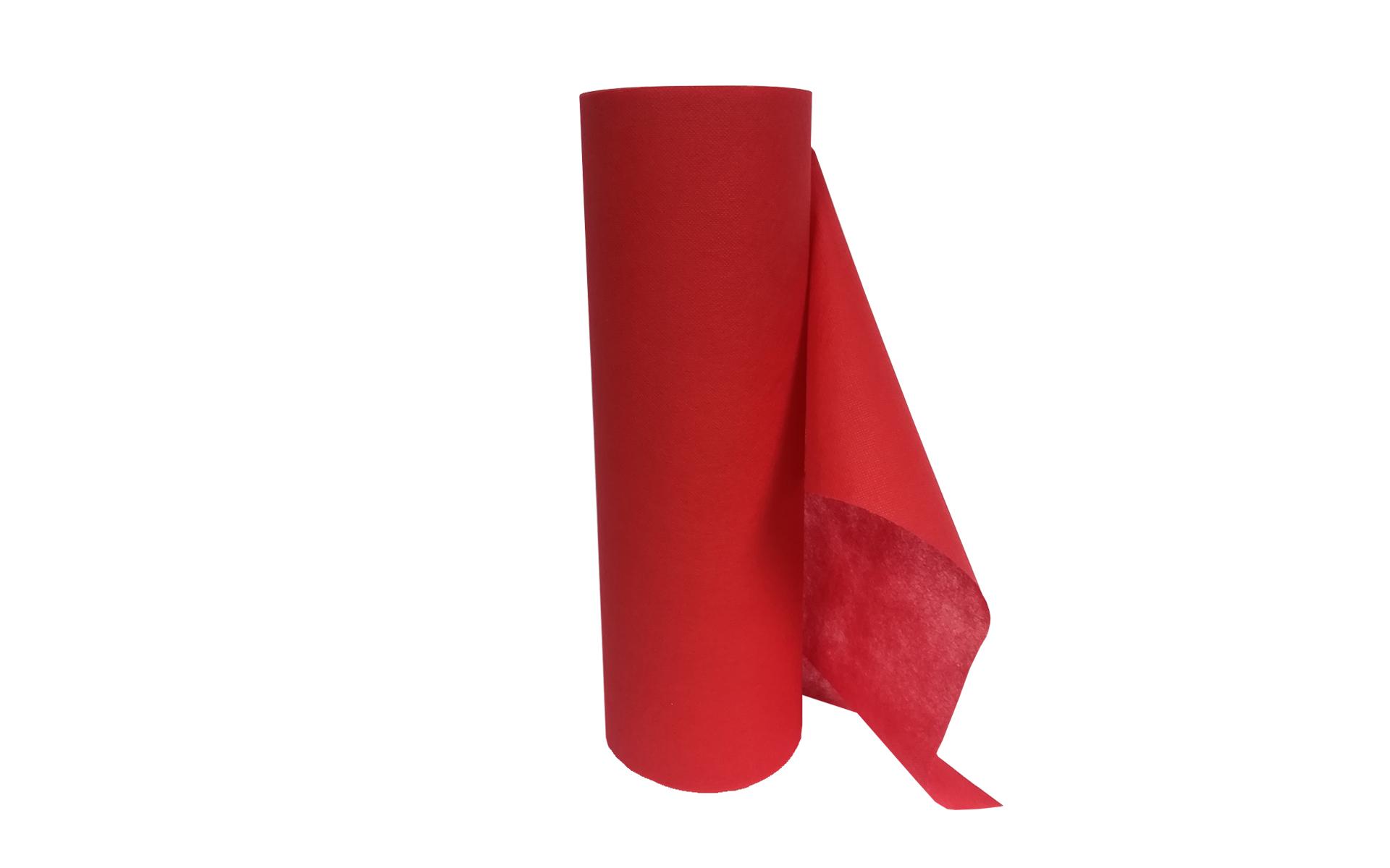 Camino mesa rojo