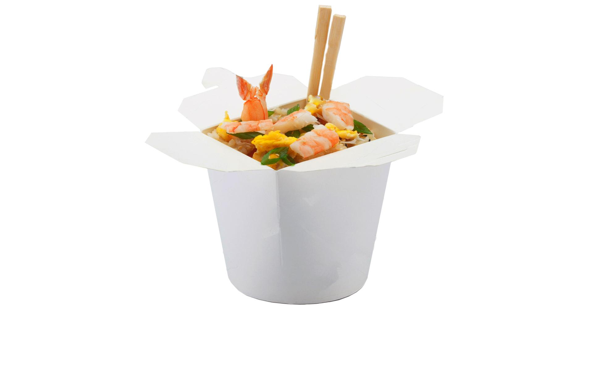 Envase multifood blanco 500