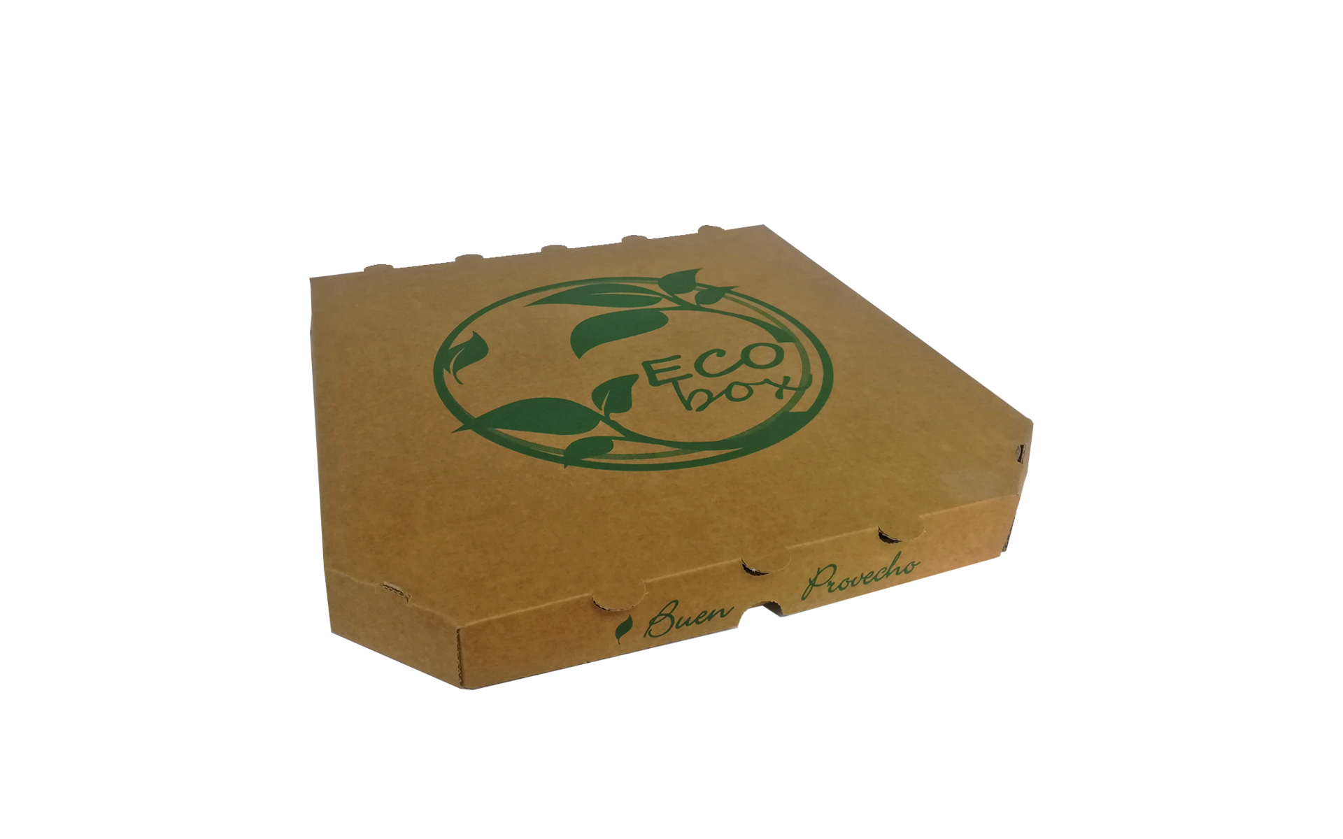 Caja pizza kraft Ecobox 29