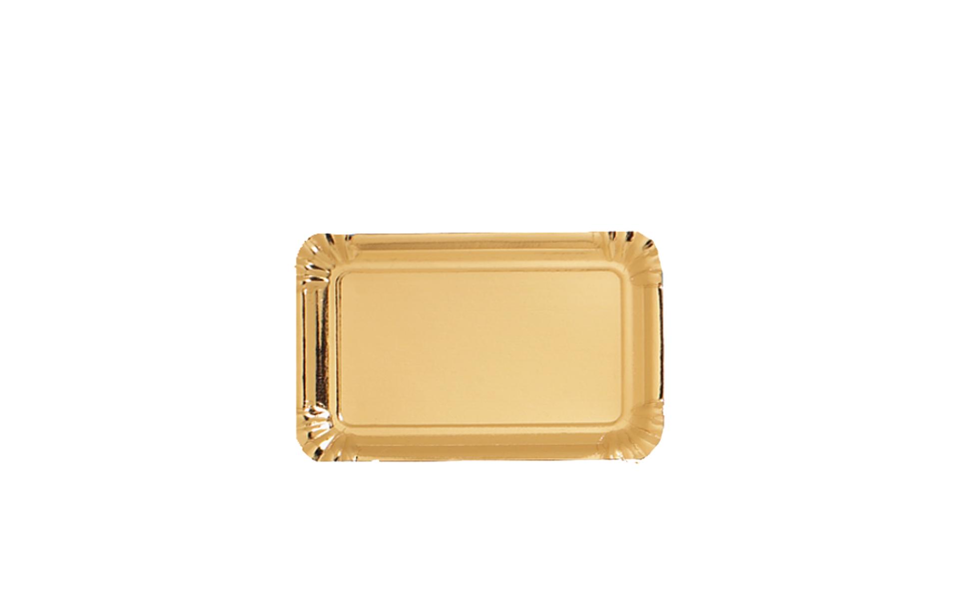 Bandeja llana nº2 oro
