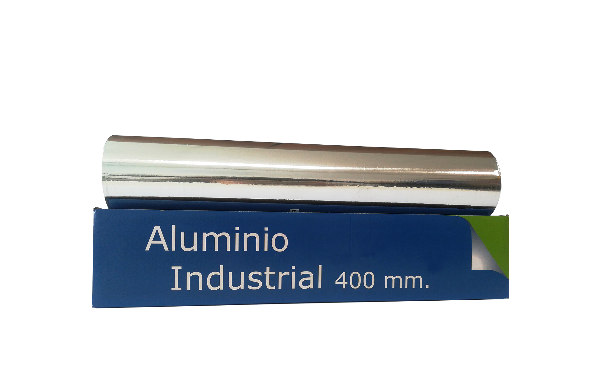 Aluminio industrial 400 mm.