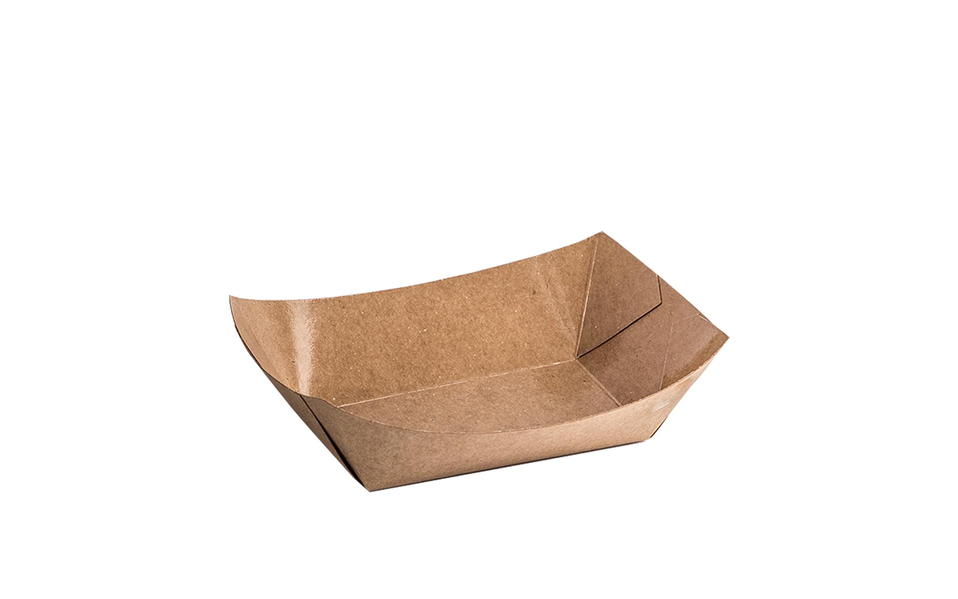 Bandeja cartón 135x85x55mm