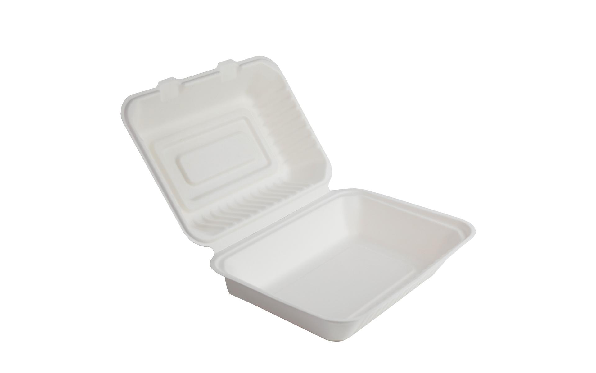 Envase caña 1 compartimento