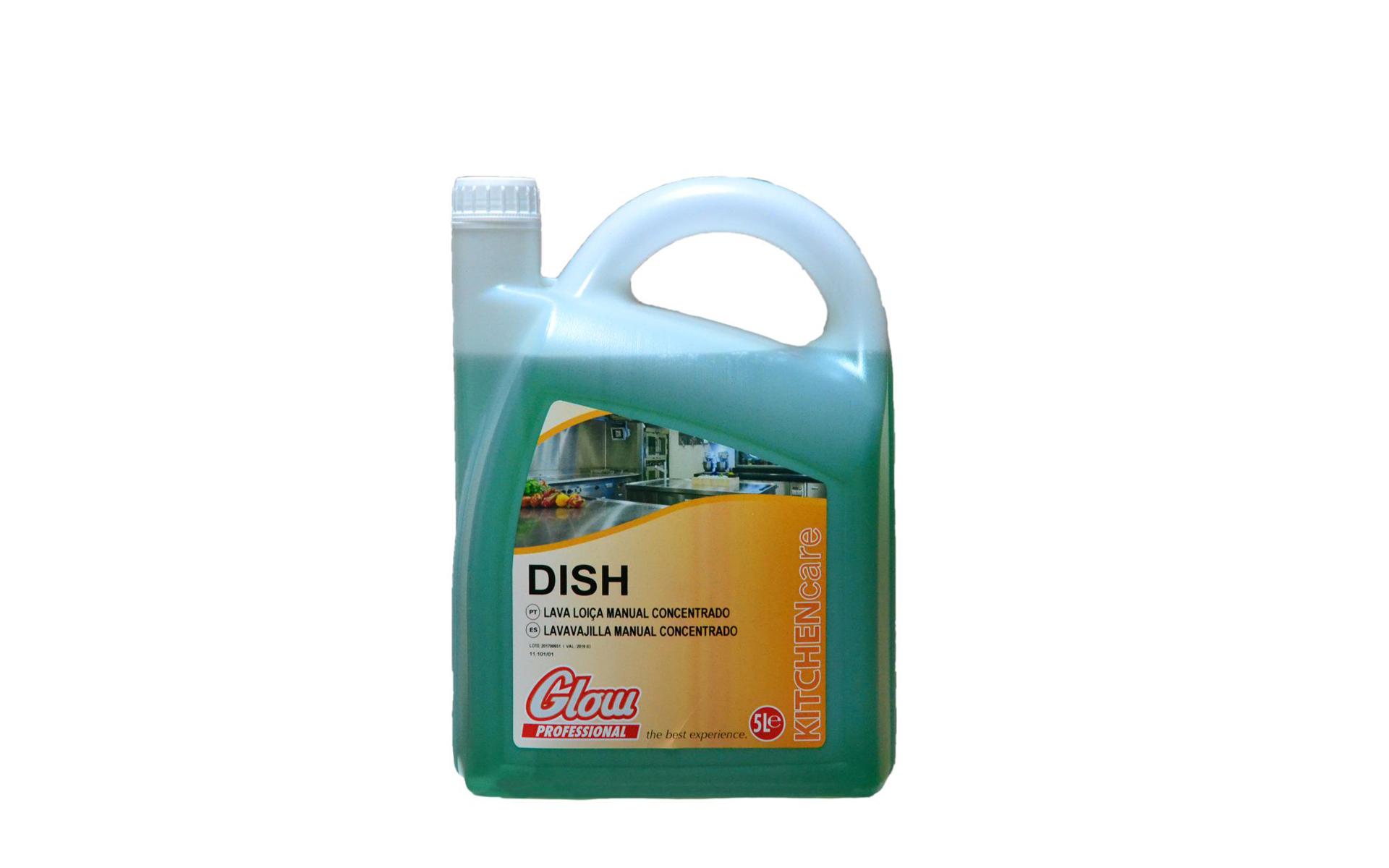 Lavavajillas manual concentrado 5 litros
