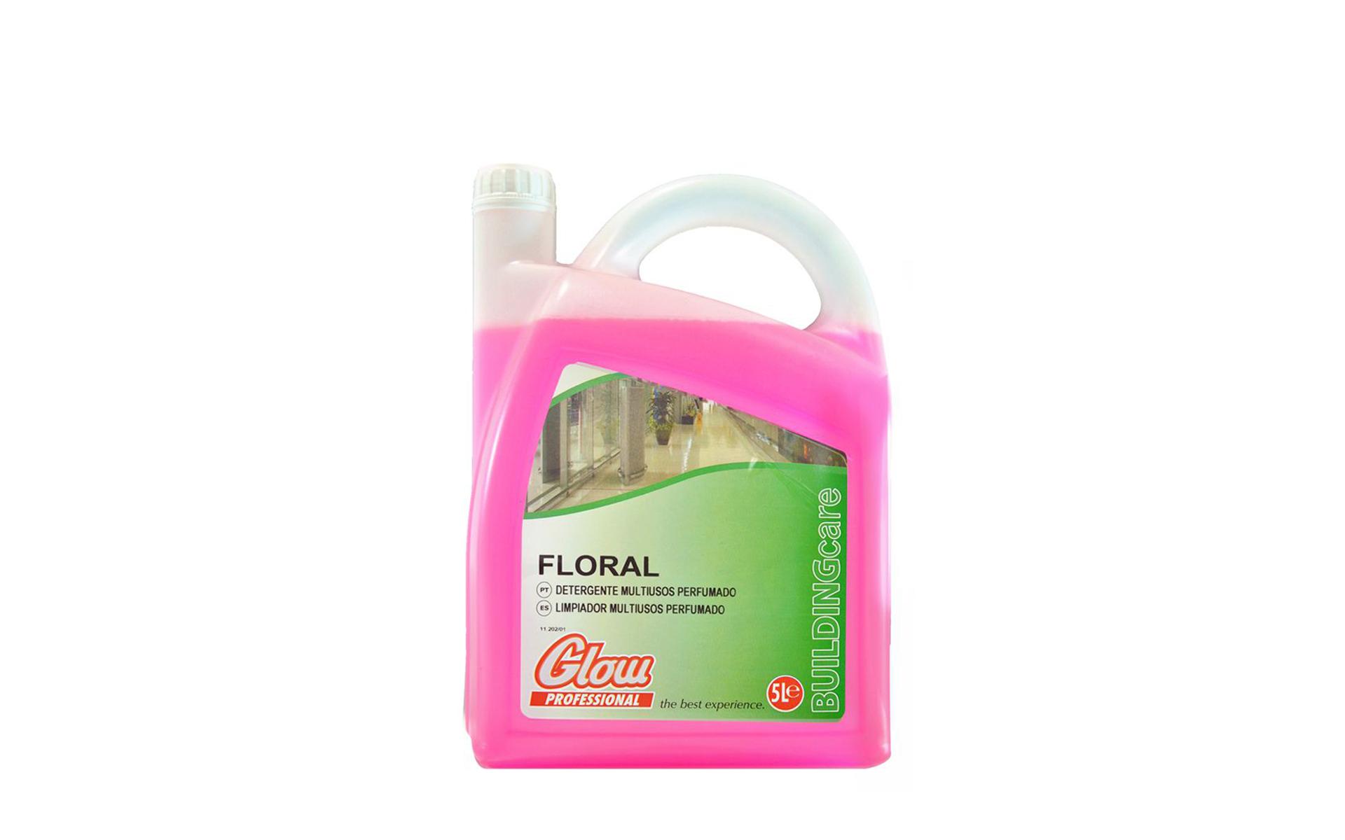 Fregasuelos floral 5 litros