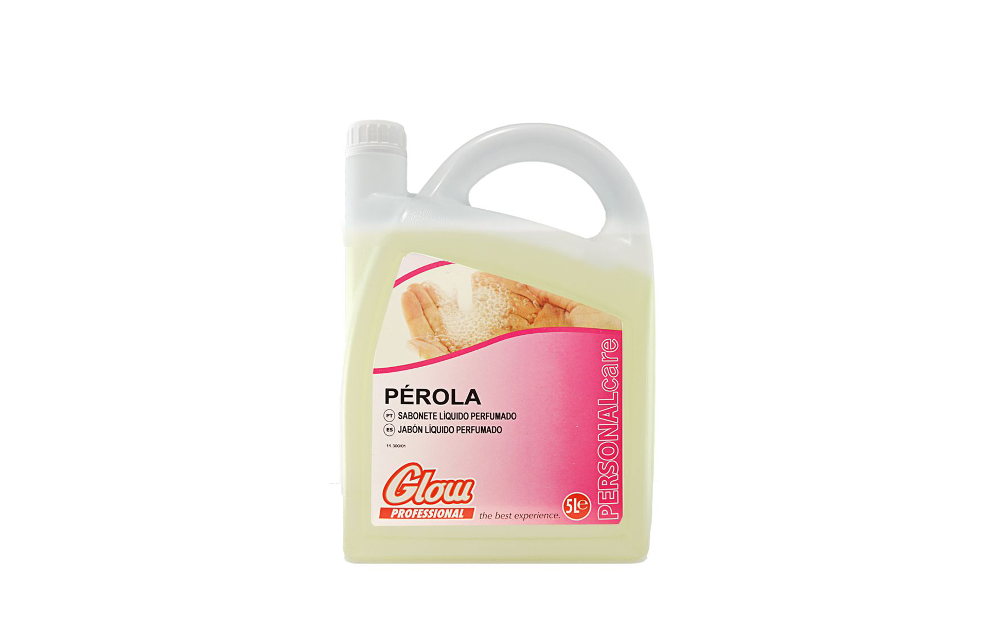 Jabón líquido perfumado 5 litros