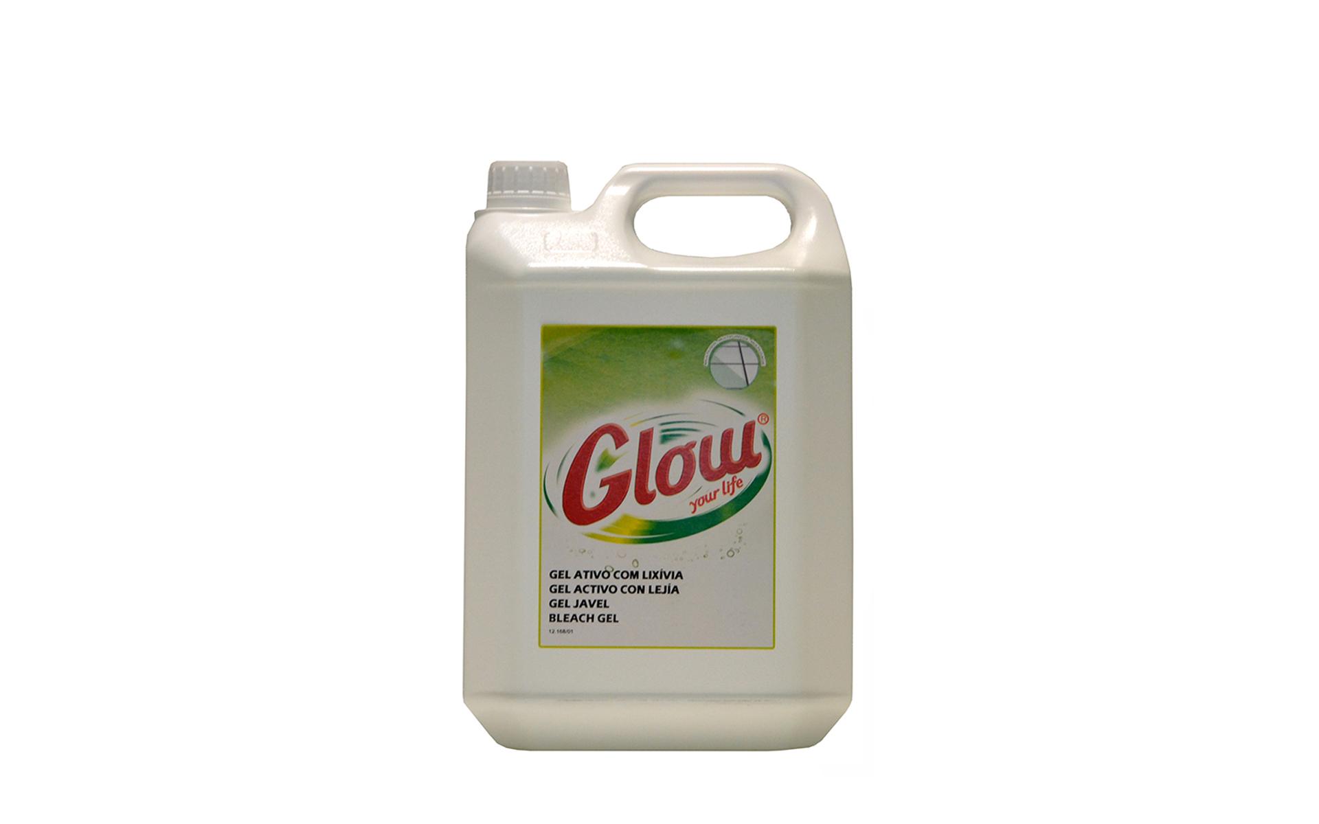 Gel activo lejía 5 litros