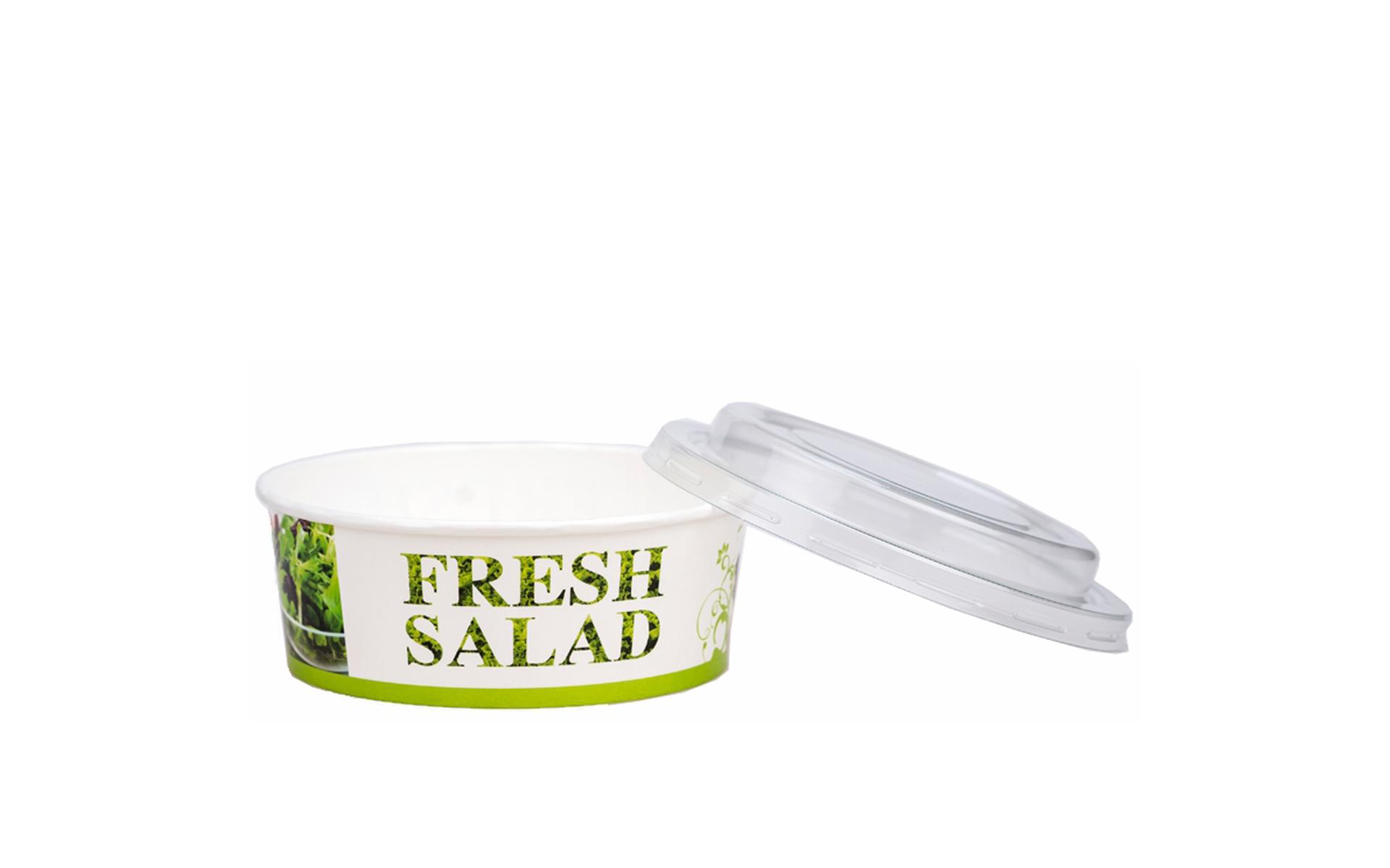 Ensaladera Fresh 750 + tapa