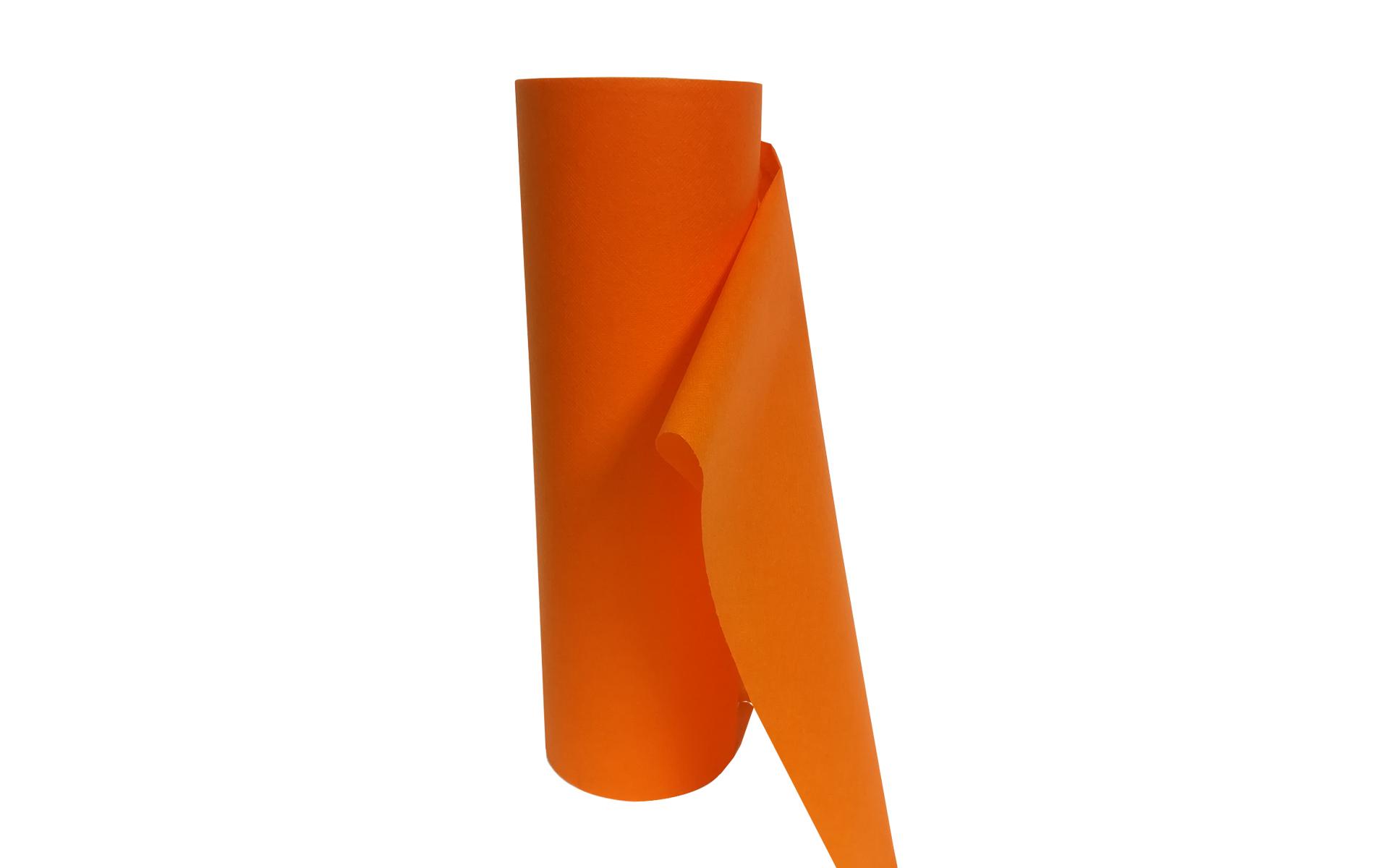 Camino mesa naranja
