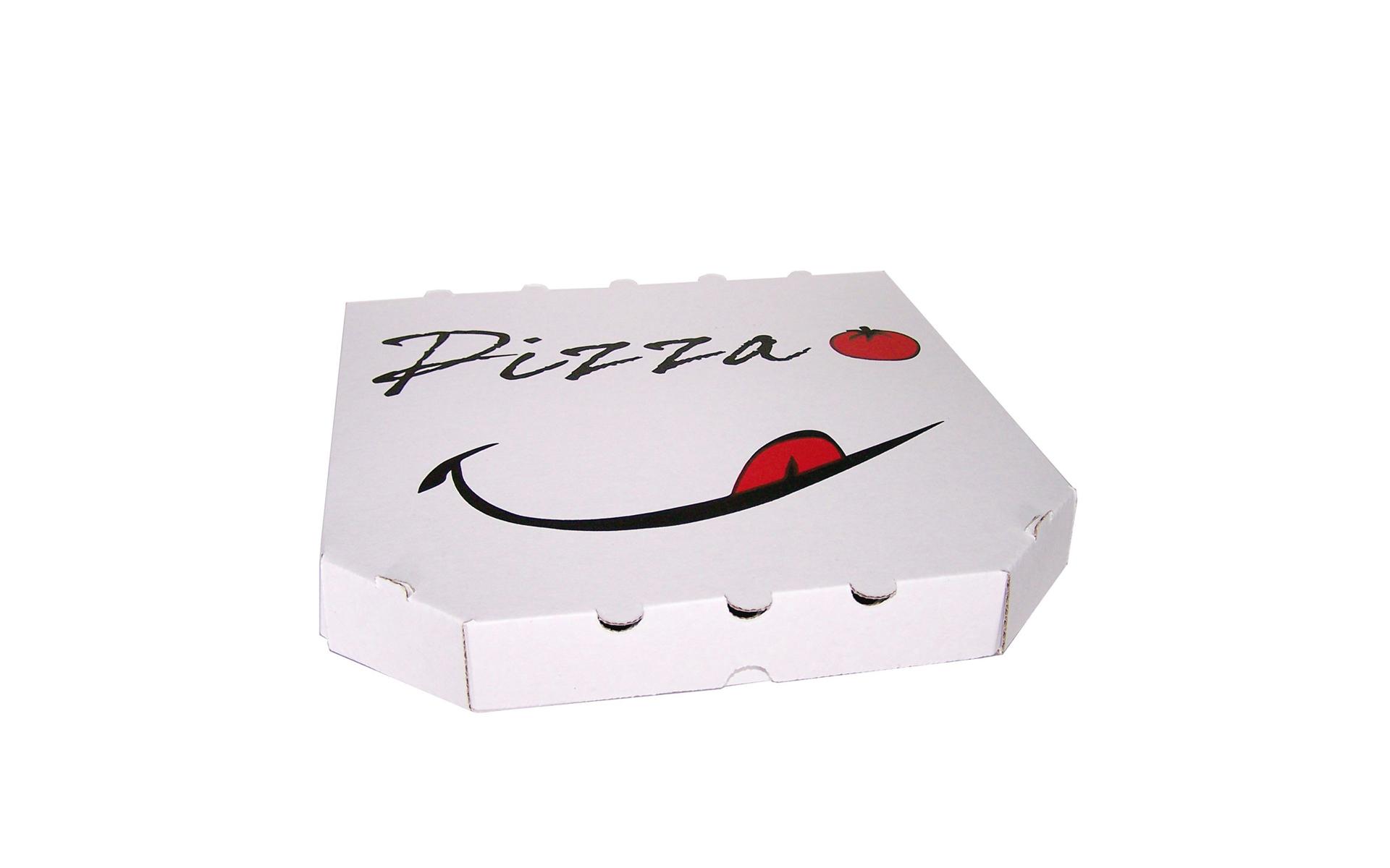 Caja pizza Francia 24