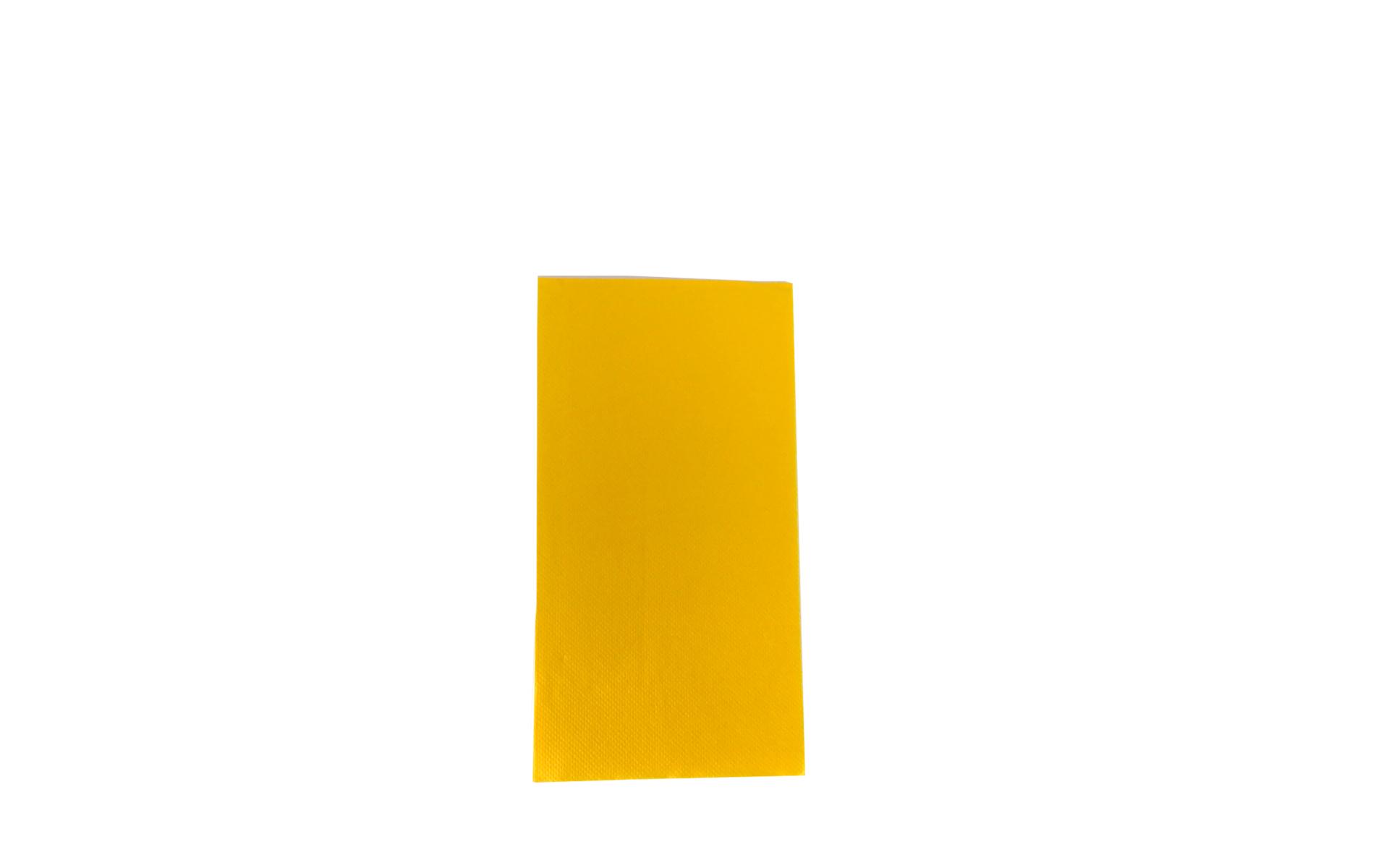 Servilleta PP 30x40 amarillo