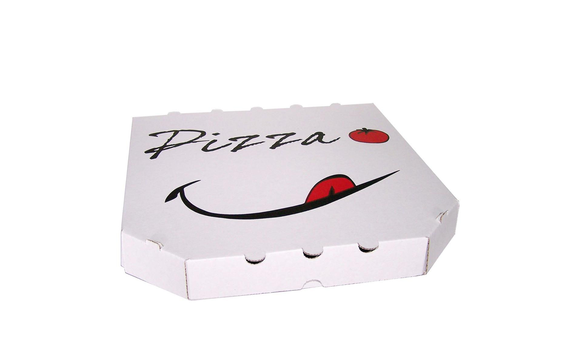 Caja pizza Francia 26