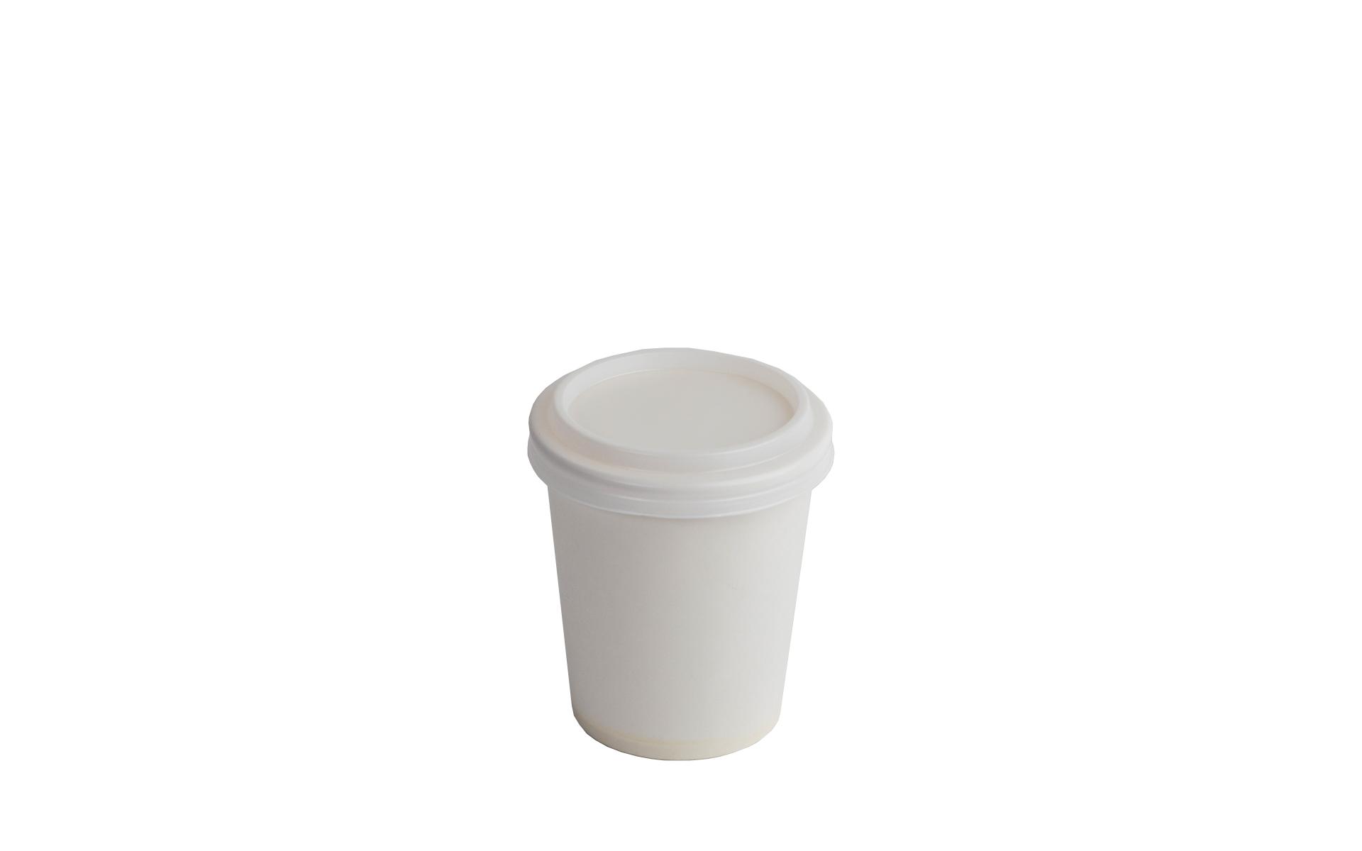 Vaso papel blanco 7oz