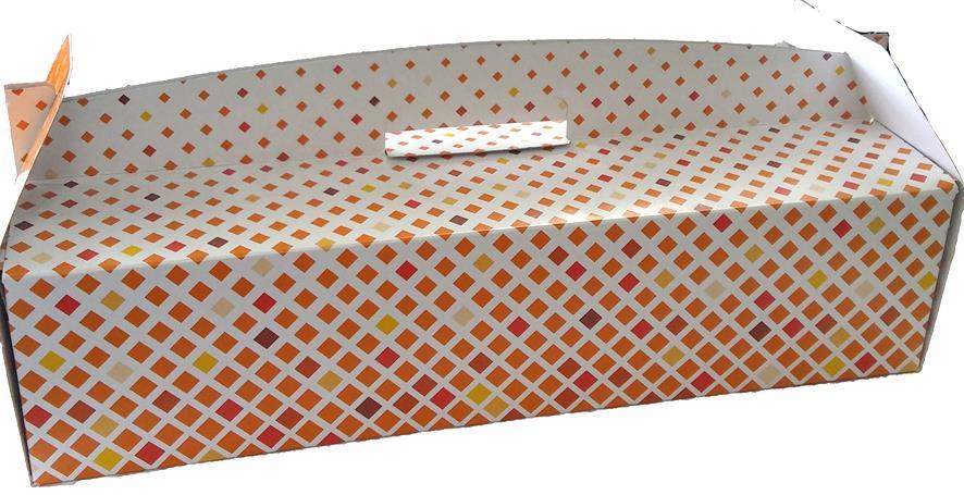 Caja tarta brazo 45x15x9