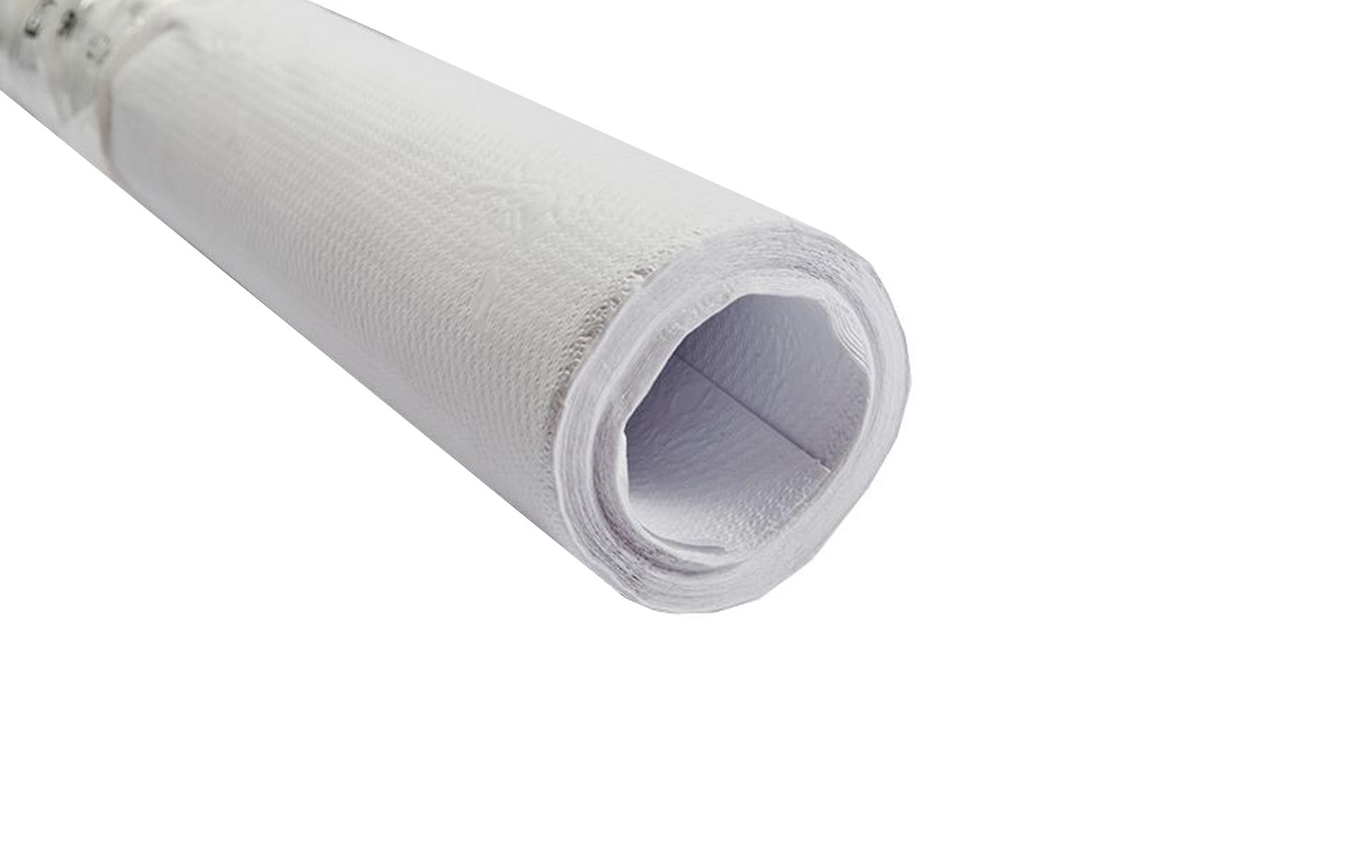 Rollo mantel blanco extra